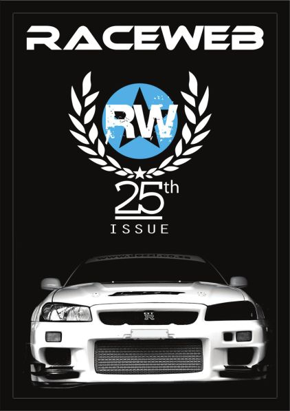 Raceweb Issue 25