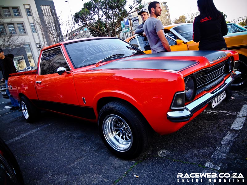 EVENT: INNER CITY MUSCLE CAR SHOW